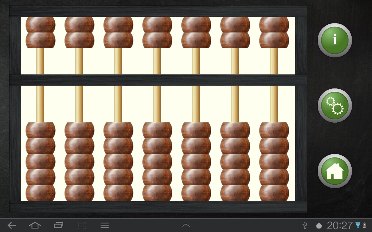 Chinese Abacus in Swedish schools